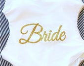 Bride Swimsuit! Bachelorette Party! Made in the USA!