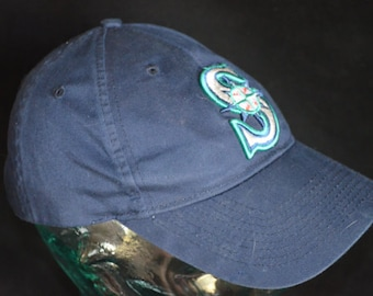 Vintage Seattle Mariners Official Licensed Baseball Hat (YOUTH)