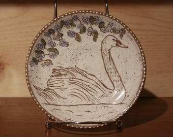 "Sally the Swan | 6"" Bowl"