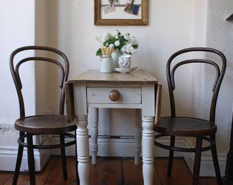 Lovely Pair of Original Bentwood Cafe Chairs