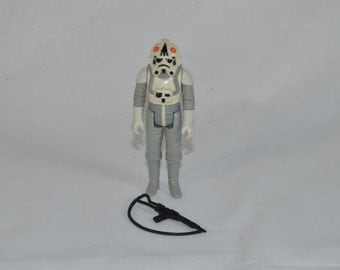 AT-AT driver complete vintage action figure from 1980 by Kenner Star Wars ESB