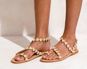 "Sandals ""Natalie"" (handmade to order)"