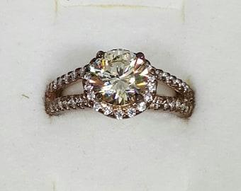 14k Gold Ring Size 7