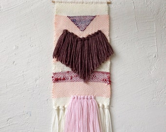 Fringe Woven Wall Hanging