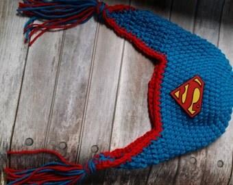 Child's Hat Superman