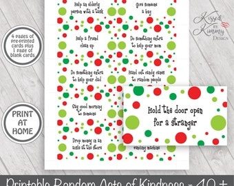 Kindness elf Etsy