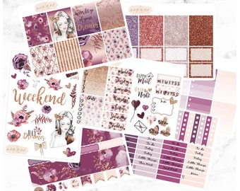 Happy Planner Day Dreamer Deluxe Weekly Kit