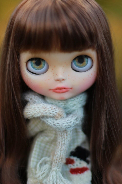 Custom OOAK Blythe Doll Deborah
