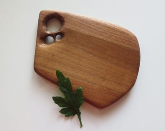 Small, Walnut Wood Classic Cutting Board | Cheese Board | Serving Board