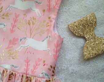 girls unicorn dress, pretty dresses, baby girl, unicorns, blossom, pink dress, first birthday, girls dresses, magical unicorn, party dress
