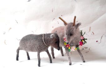 Deer, Muntjak, Bamby, Art and collectibles, eco-gifts, fairy tales, dolls & miniatures,, stuffed animals