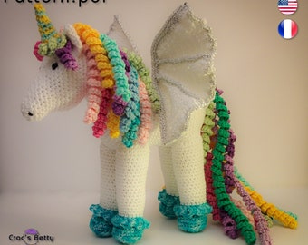 Pattern - RainbowMiss the Unicorn