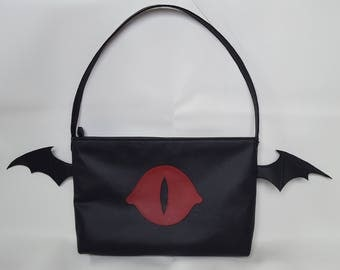 Cyclops Bat Purse