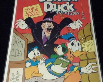 1991 Walt Disney's Donald Duck Adventures Comic, August #15