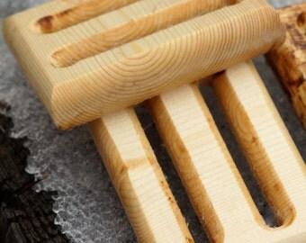 Soap Dish / Handmade Soap dish / Wooden Soap Dish