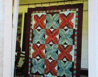 """Marlous Designs Quilt Pattern ~ """"Kisses"""" #MD34"""