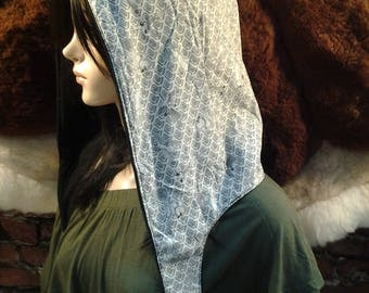 Fair Trade Peruvian Nazca Geoglyphs Fire Hood