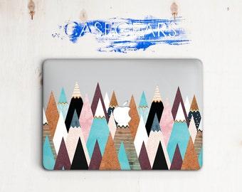 Mountains Color MacBook 12 MacBook Air 11 MacBook Air 13 Inch Case MacBook Pro Retina 13 Case Case MacBook Pro Retina 15 Back Cover CGMC47