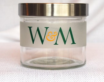 William & Mary Jar, College of  William and Mary