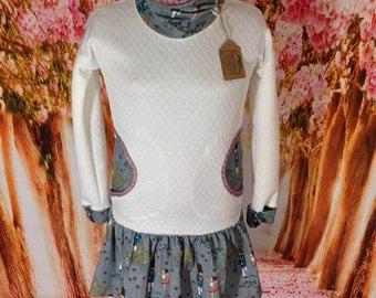 Girls dresses size 122