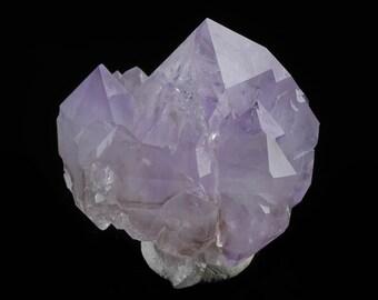 5.5cm AMETHYST QUARTZ Crystal - Raw Amethyst Crystal, Quartz Point, Raw Crystal Point, Healing Crystal, Chakra Crystal 13541