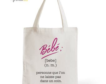 Bag Tote Bag Dirty Dancing, gift for her, Film, typography, quote Patrick Swayze