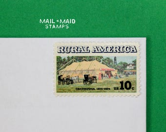 Rural America - Chautauqua Tent