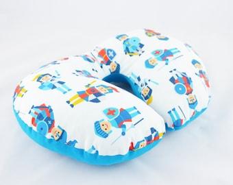 Car Seat Pillow Elephant Ear Pillow Infant Headrest Pillow