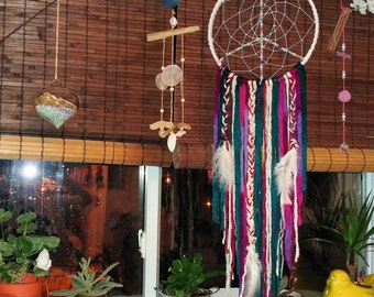 Bohemian Peace Dreamcatcher