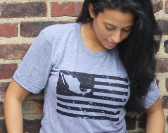 MEXICAN AMERICAN TEE
