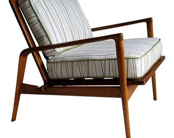 lb Kofod-Larsen Style Lounge Chair – Danish Modern, Mid Century Living