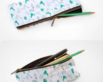 Fabric - Pocket - pencil case Kit