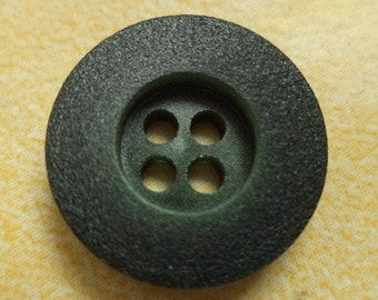 12 dark green buttons green 16mm (2272)