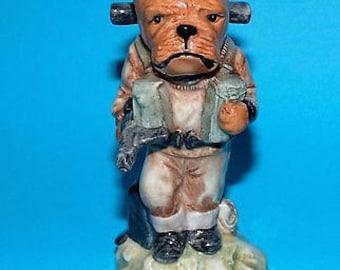 Peggy Davies British Commando Bulldog - Boxed