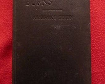 Antique Burns Kilmarnock Edition - Complete Poetical Works