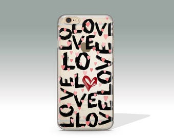 iPhone 7 Plus Case iPhone 7 Case Love iPhone 6 Case iPhone 6s Plus Case iPhone 5 iPhone 6 Plus Case Valentine's Day Gift Birthday Gift //336