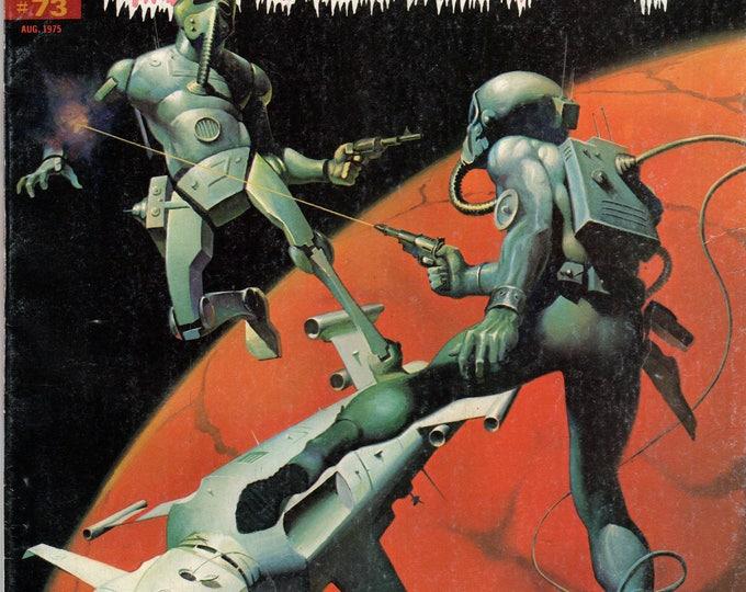 Warren CREEPY Magazine Horror #73 August 1975 Issue FN/VF