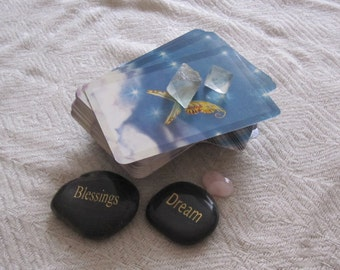 March  forecast 1 tarot & 1 Oracle card