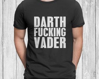 Darth Vader Kylo Ren Adam Driver Star Wars T Shirt