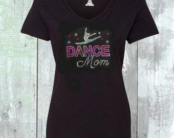 Dance Mom Sequins Shirt