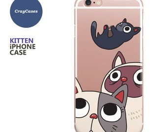 iPhone 6 Case, iPhone 6s Case, Kitten iPhone 7 Case, Kitten iPhone 6s Plus Case, Kitten iPhone 6 Case, Kitten iPhone 6+ Case (Ships From UK)