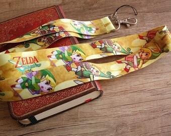 Legend of Zelda themed Lanyard