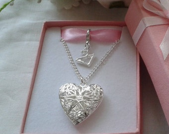 21st 18th 16th 13th 30th 40th 50th 60th 70th 80th Birthday Gift Locket Necklace