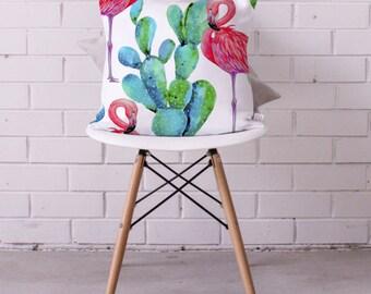 Cushion Cover • Mr Prickly Pear & Friends