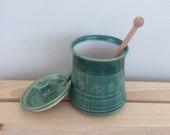 Handmade Lidded Ceramic H...