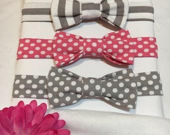 Headband - Headband Bows - Baby Headbands - Baby Headwrap - Baby Bow Headband - Baby Girl Headband - Baby Shower Gift - New Baby Gift