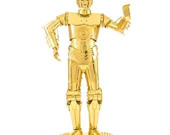 """C-3PO Star Wars Metal 5"""""""