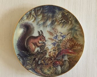Decorative Wall Plate, Wall Porcelain Plate