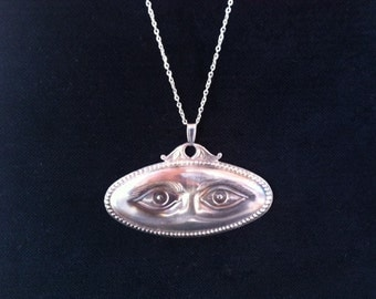 Ex voto Eyes Necklace