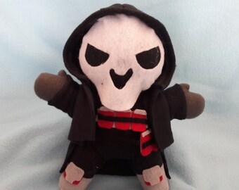 Overwatch Reaper Plush